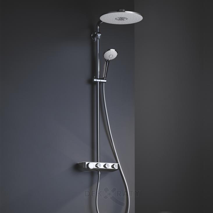 Душ система с термостатен смесител