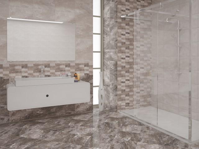 Плочки за баня серия Бернина