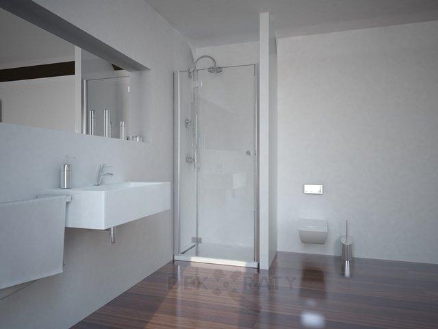 Отваряема врата за душ кабина Smartflex D1280L Sanotechnik