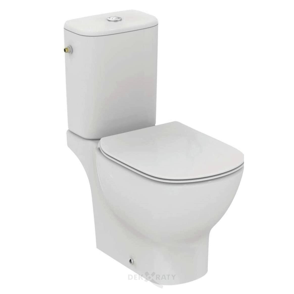 WC комплект Tesi AquaBlade T033601