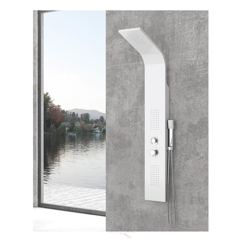 Хидромасажен душ панел Bianco