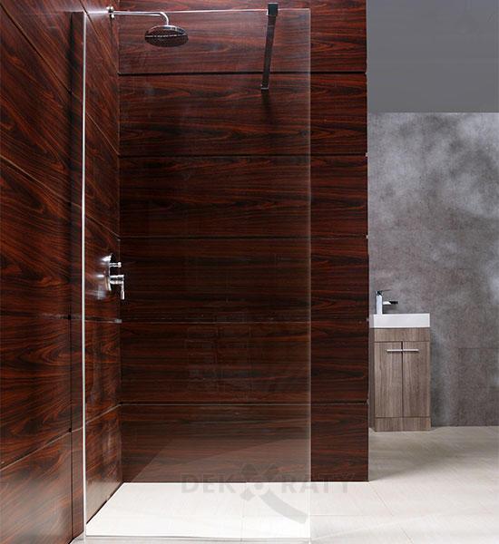 Параван за баня Статик 70/190см 8мм стъкло