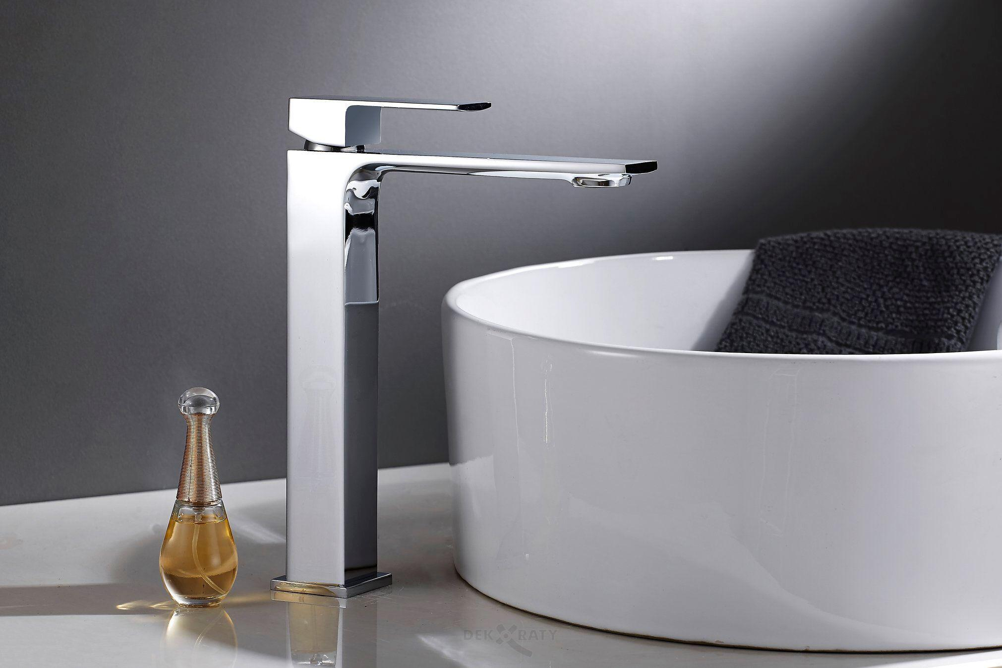 Смесител за мивка тип купа BOLD 01ALP120CR