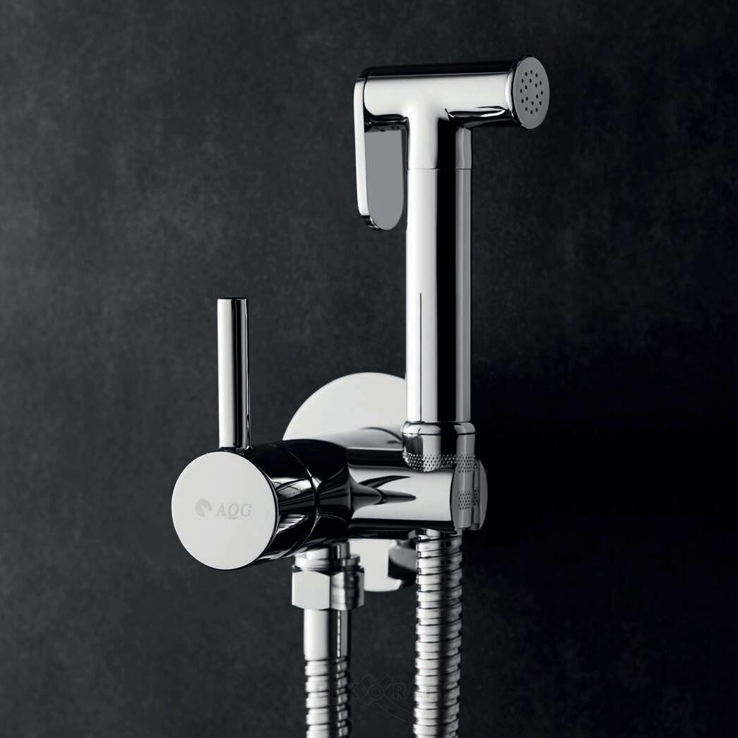 Смесител за вграждане с хигиенен душ TAUS 34TAU0010120
