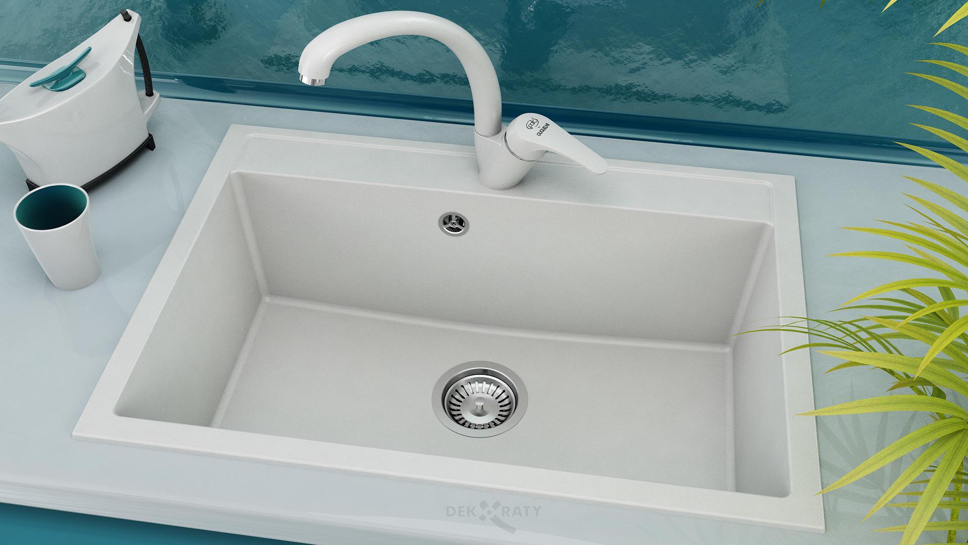 Кухненска мивка Фат 231 Граниксит