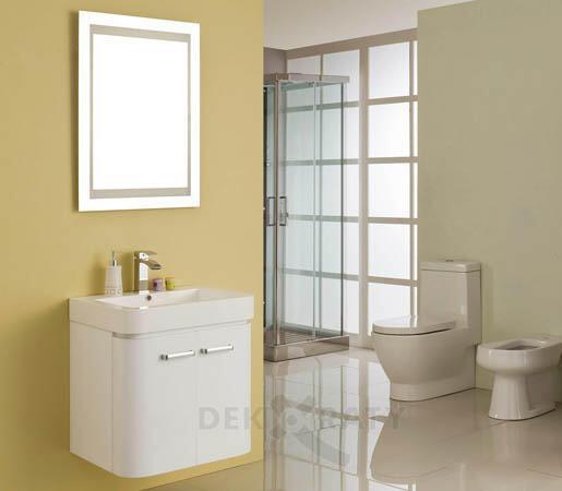 PVC шкаф за баня Практик 60см.