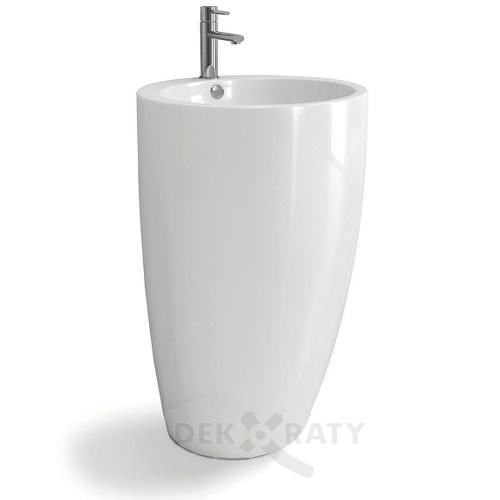Стояща мивка за под Trocadero g - 301