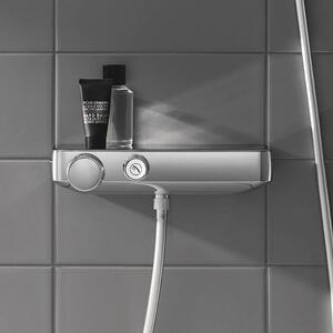 Термостатен смесител за душ 34719000 Grohe Grohtherm SmartControl