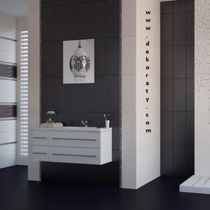 Плочки за баня Nuans black