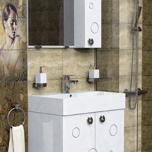 PVC шкаф за баня Мио 70 см.