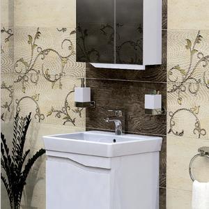 PVC шкаф за баня Тренто 50см.