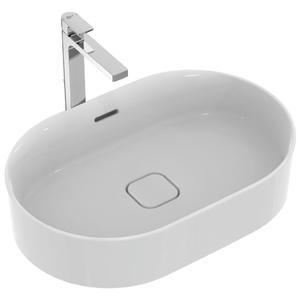 Овална мивка за монтаж върху плот  60 см. STRADA II T3604