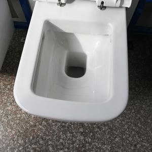 Конзолна тоалетна чиния Firenze Rimless