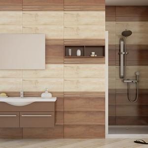 Плочки за баня Terra Brown
