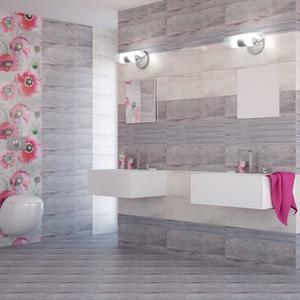 Плочки за баня Terra Grey