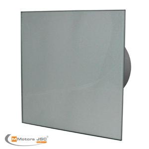Вентилатор за баня  със стъкло Inox 4772