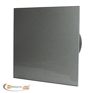 Вентилатор за баня  със стъкло Асфалт 4727