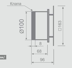 схема вентилатор