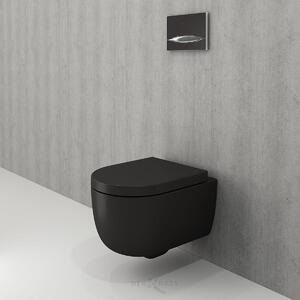 Конзолна тоалетна чиния Bocchi Tondo Rimless