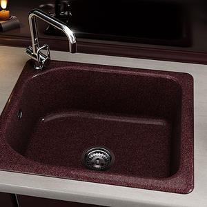 Кухненска мивка Фат 210 полимермрамор