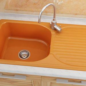 Кухненска мивка Фат 211 полимермрамор