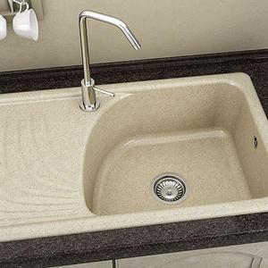 Кухненска мивка Фат 203 полимермрамор