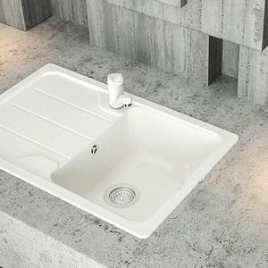 Кухненска мивка Schock Formhaus D-100S
