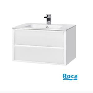 Шкаф за баня Rimini в бяло - 100см