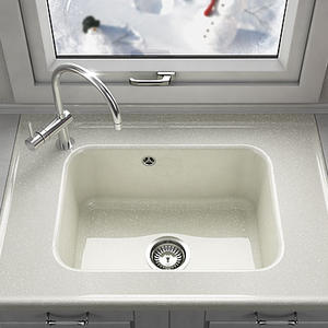 Кухненска мивка Фат 219 полимермрамор