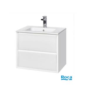 Шкаф за баня Rimini в бяло - 60см