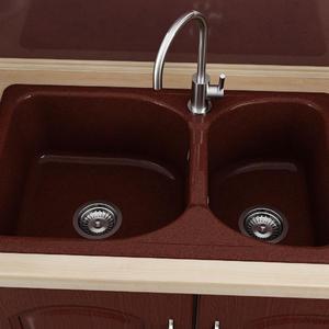Кухненска мивка Фат полимермрамор 216