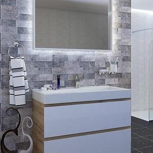 PVC мебели за баня Бостън