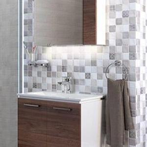 Водоустойчиви шкафове за баня Манхатън