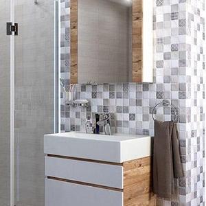 Мебели за баня от PVC Хюстън