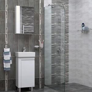 PVC комплект шкафове за баня Вега
