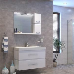 PVC комплект шкафове за баня Степ