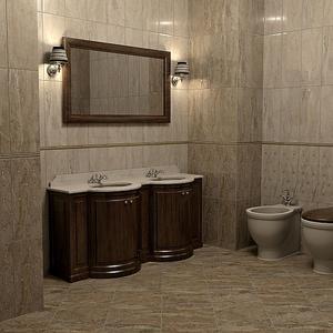 Плочки за баня Кроно