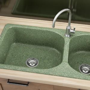 Кухненска мивка Фат 214 полимермрамор