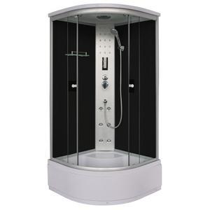 Хидромасажна душ кабина с високо корито PR50