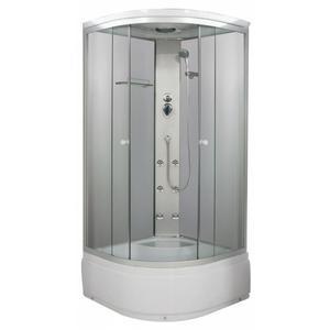 Хидромасажна душ кабина с високо корито PR55