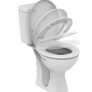 WC комплект, хоризонтално оттичане SevaFresh E405801