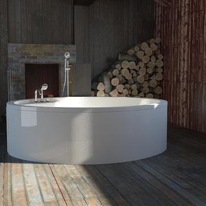 Акрилна вана Pool 180/120 см.