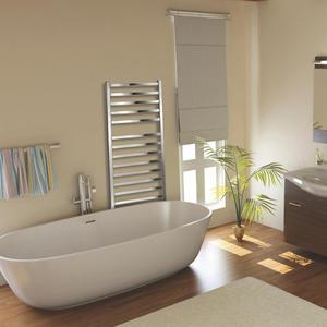 Лира за баня Square 47/120 см.