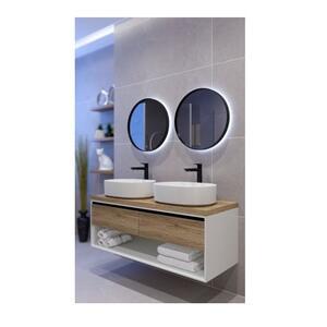 PVC шкаф за баня Кейптаун 120 см