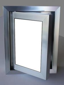 Ревизионна вратичка - Бяло стъкло