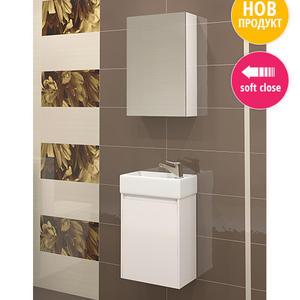 PVC комплект шкафове за баня Лара