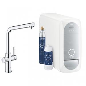 Кухненски смесител Blue Home за филтрирана вода 31 454 000