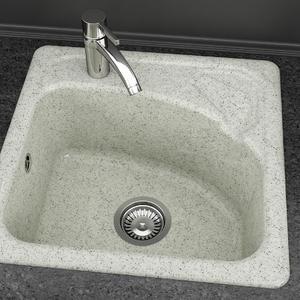 Кухненска мивка Фат 201 полимермрамор