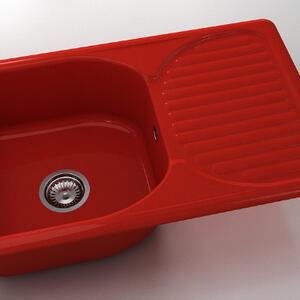 Кухненска мивка Фат 215 полимермрамор