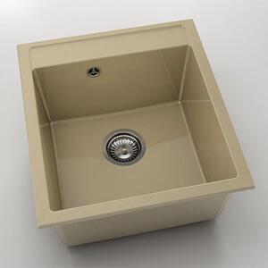 Кухненска мивка Фат 224 полимермрамор